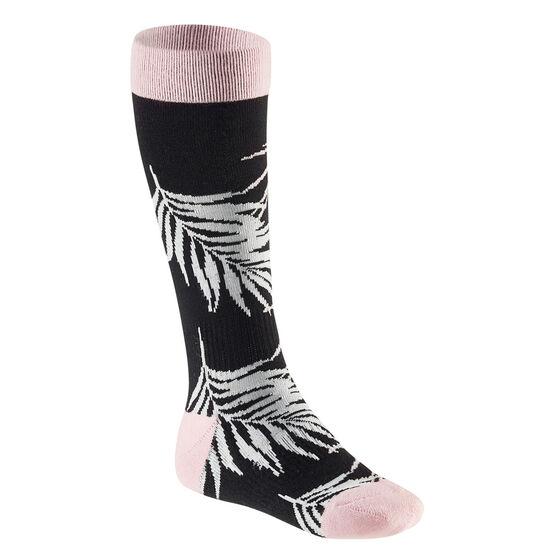 Tahwalhi Girls Palm Ski Socks, , rebel_hi-res