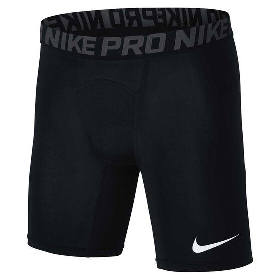 Mens Nike Pro Compression Shorts, Black, rebel_hi-res