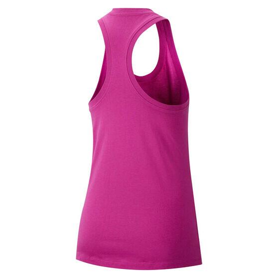 Nike Air Womens Sportswear Tank, Pink, rebel_hi-res