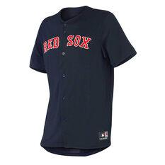 Boston Red Sox Mens Replica Jersey Navy S, , rebel_hi-res