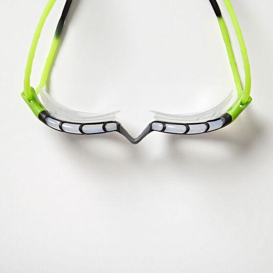 Zoggs Predator Swim Goggles Black Regular, Black, rebel_hi-res