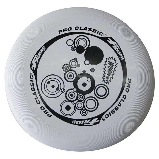 Wham O Pro Classic Frisbee Grey 130g, , rebel_hi-res