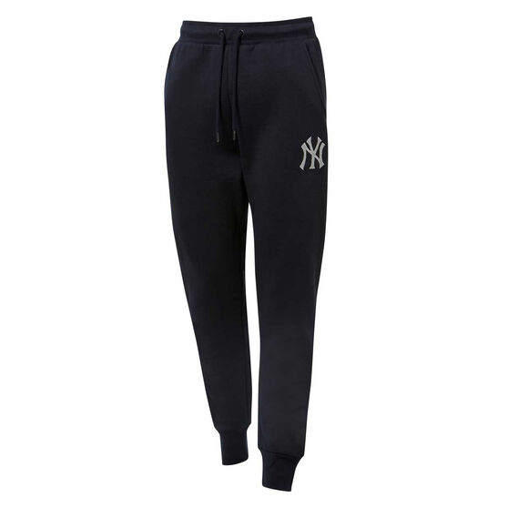 Majestic Womens Barnes  NY Track Pants, Navy, rebel_hi-res