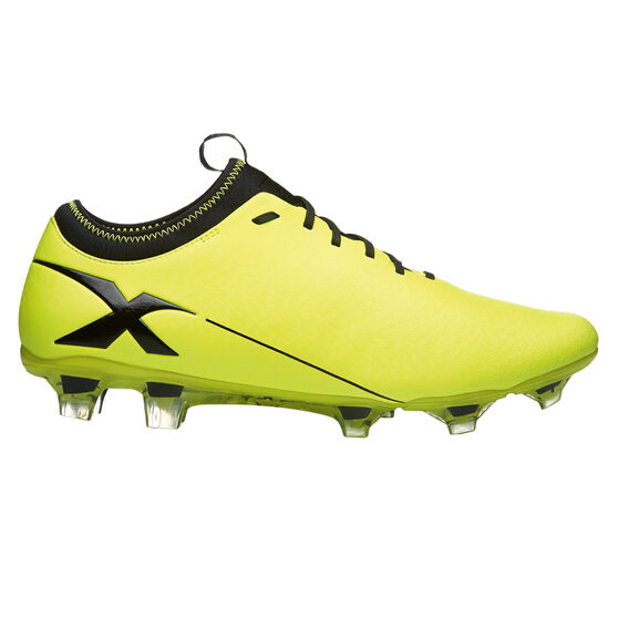 X Blades Micro Jet 18 Mens Football Boots Yellow /  Black US 10, , rebel_hi-res