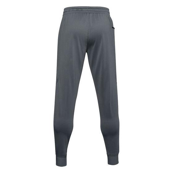 Under Armour Mens Track Pants, Grey, rebel_hi-res