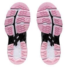 Asics GEL Glyde 2 Womens Running Shoes Black/Silver US 6, Black/Silver, rebel_hi-res