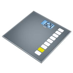 Beurer Digital Glass Slimline Scales, , rebel_hi-res
