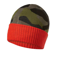 SVNT5 Mens Camo Beanie, , rebel_hi-res