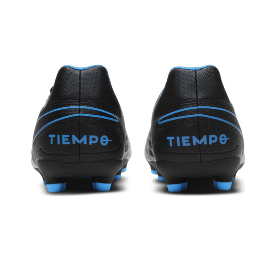 Nike Tiempo Legend VIII Club Kids Football Boots, Black, rebel_hi-res