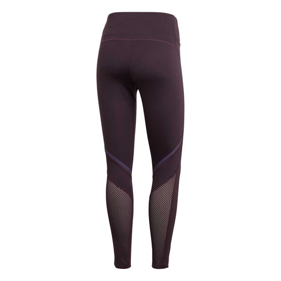 adidas Womens How We Do Tights, Purple, rebel_hi-res