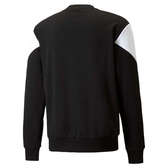 AC Milan Lifestyle Sweatshirt, Black, rebel_hi-res
