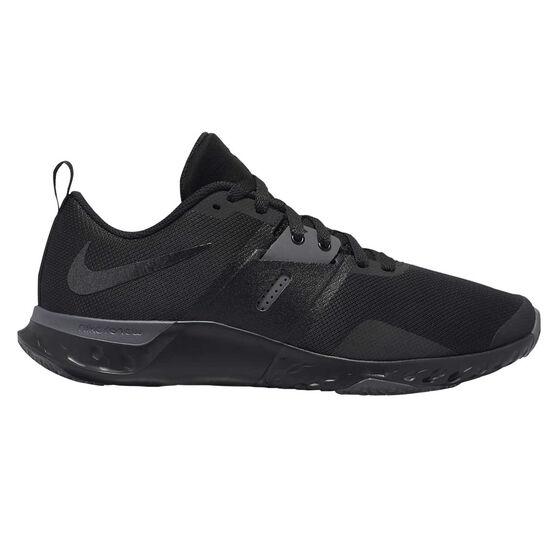 Nike Renew Retaliation Mens Training Shoes, Black, rebel_hi-res