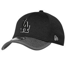 Los Angeles Dodgers 39THIRTY Black Out Cap, , rebel_hi-res
