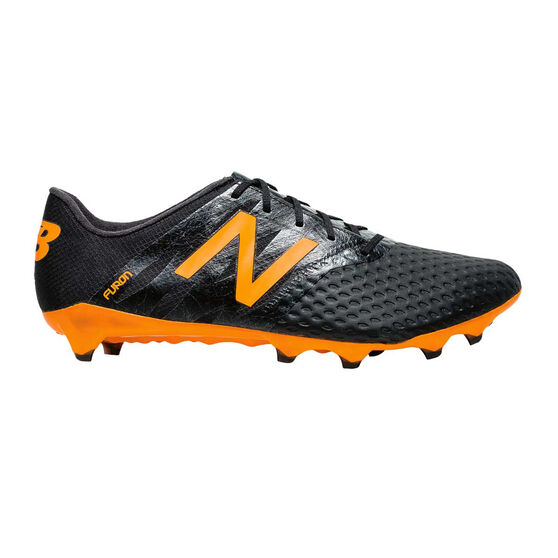 9a06c3eb957cc New Balance Furon Pro Football Boots Black / Orange US 7 Adult, Black /  Orange