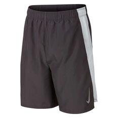 Nike Boys Dri Fit Flex Training Shorts Grey XS, Grey, rebel_hi-res