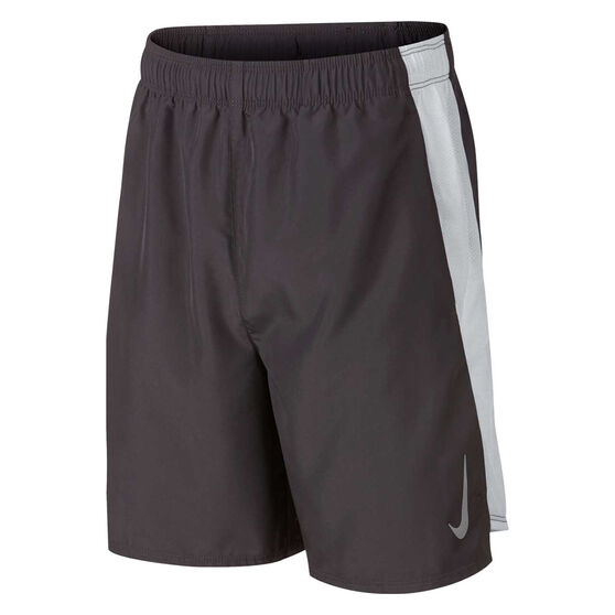 Nike Boys Dri Fit Flex Training Shorts, Grey, rebel_hi-res