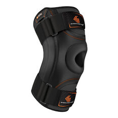 Shock Doctor Knee Stabiliser Black M, Black, rebel_hi-res