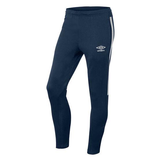 Umbro Teamwear Track Pants, Navy / White, rebel_hi-res