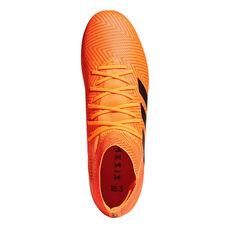 adidas Nemeziz 18.3 Mens Football Boots Orange / Black US 7, Orange / Black, rebel_hi-res