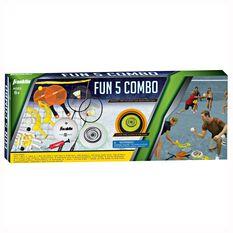 Franklin Fun 5 Combo Game, , rebel_hi-res