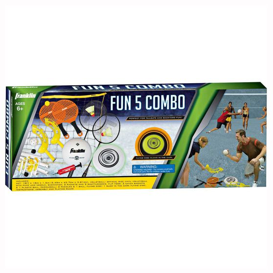 Franklin Fun 5 Combo Game, , rebel_hi-res