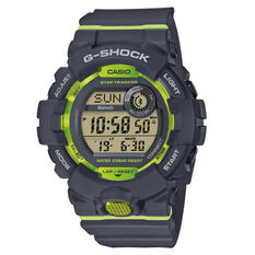 Casio G Shock GBD8008 Step Tracker Watch, , rebel_hi-res