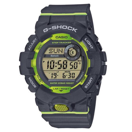 Casio G Shock GBD8008 Step Tracker Watch, , rebel_hi-res