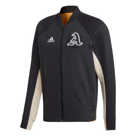 adidas Mens VRCT Jacket, Black, rebel_hi-res