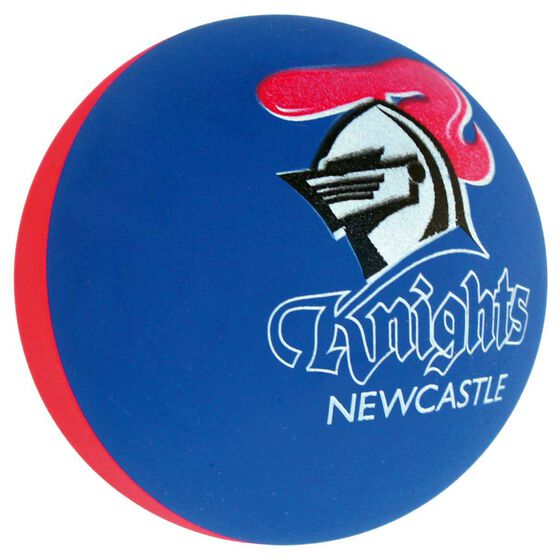 Newcastle Knights High Bounce Ball, , rebel_hi-res