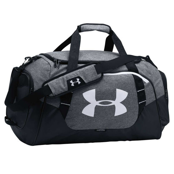 1b762b741a Under Armour Undeniable 3.0 Medium Duffel Bag Graphite