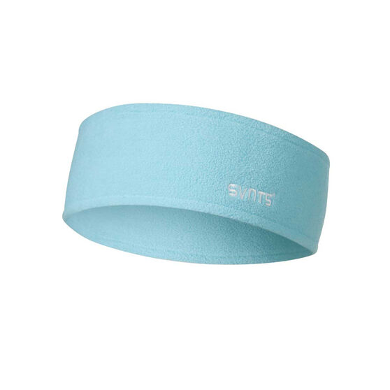 SVNT5 Womens Microfleece Headband Blue, , rebel_hi-res
