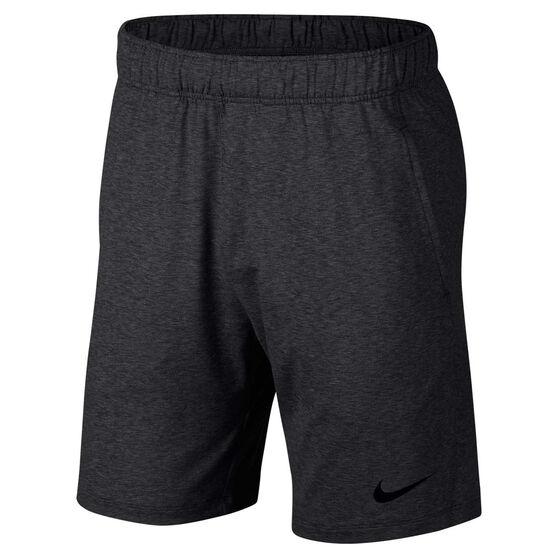 Nike Mens Hyper Dry Lite Training Shorts, Black, rebel_hi-res