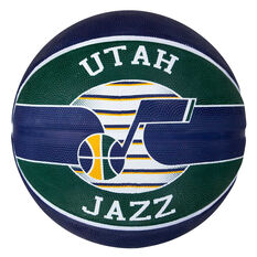 Spalding NBA Team Series Utah Jazz Basketball, , rebel_hi-res