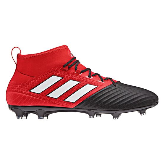 162946a55a89 adidas Ace 17.2 Primemesh Mens Football Boots Red   White US 7.5 Adult