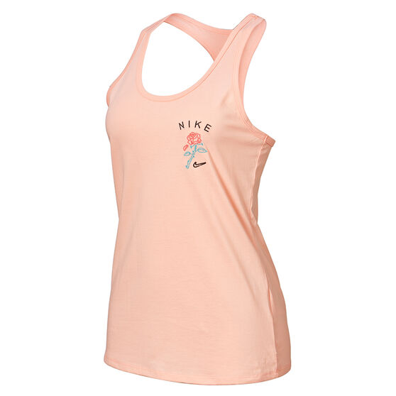 Nike Womens Sportswear Art Tank, Pink, rebel_hi-res
