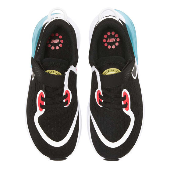 Nike Joyride Dual Run Kids Running Shoes, Black / Blue, rebel_hi-res