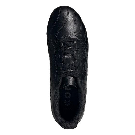 adidas Copa Sense .4 Kids Football Boots, Black, rebel_hi-res