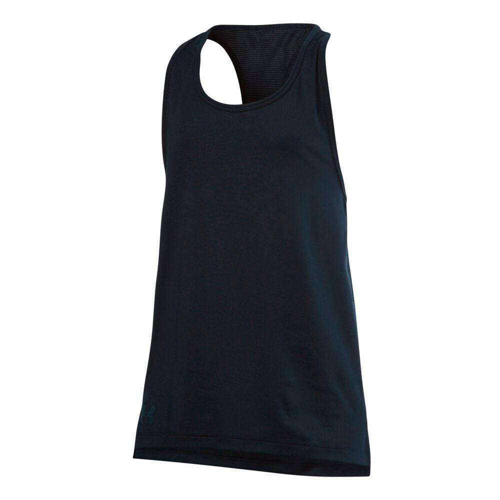 5bb1650d37696 Under Armour Girls Luna Tank Black XL