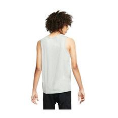 Nike Mens Sportswear Icon Futura Tank, Grey, rebel_hi-res