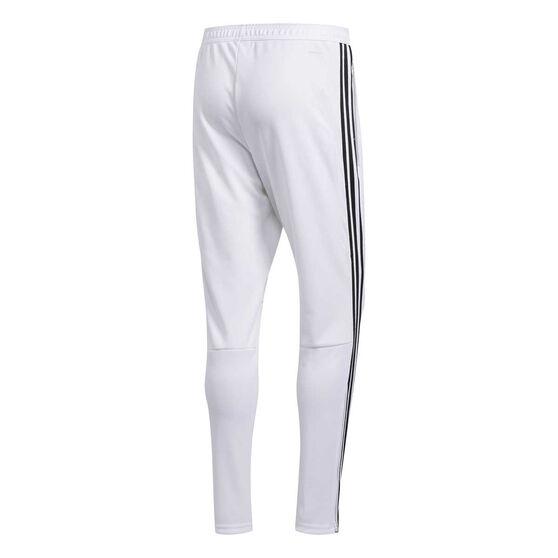 adidas Mens Tiro 19 Training Pants, White, rebel_hi-res