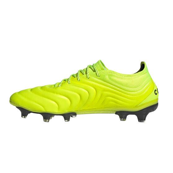 adidas Copa 19.1 Football Boots, Yellow / Black, rebel_hi-res