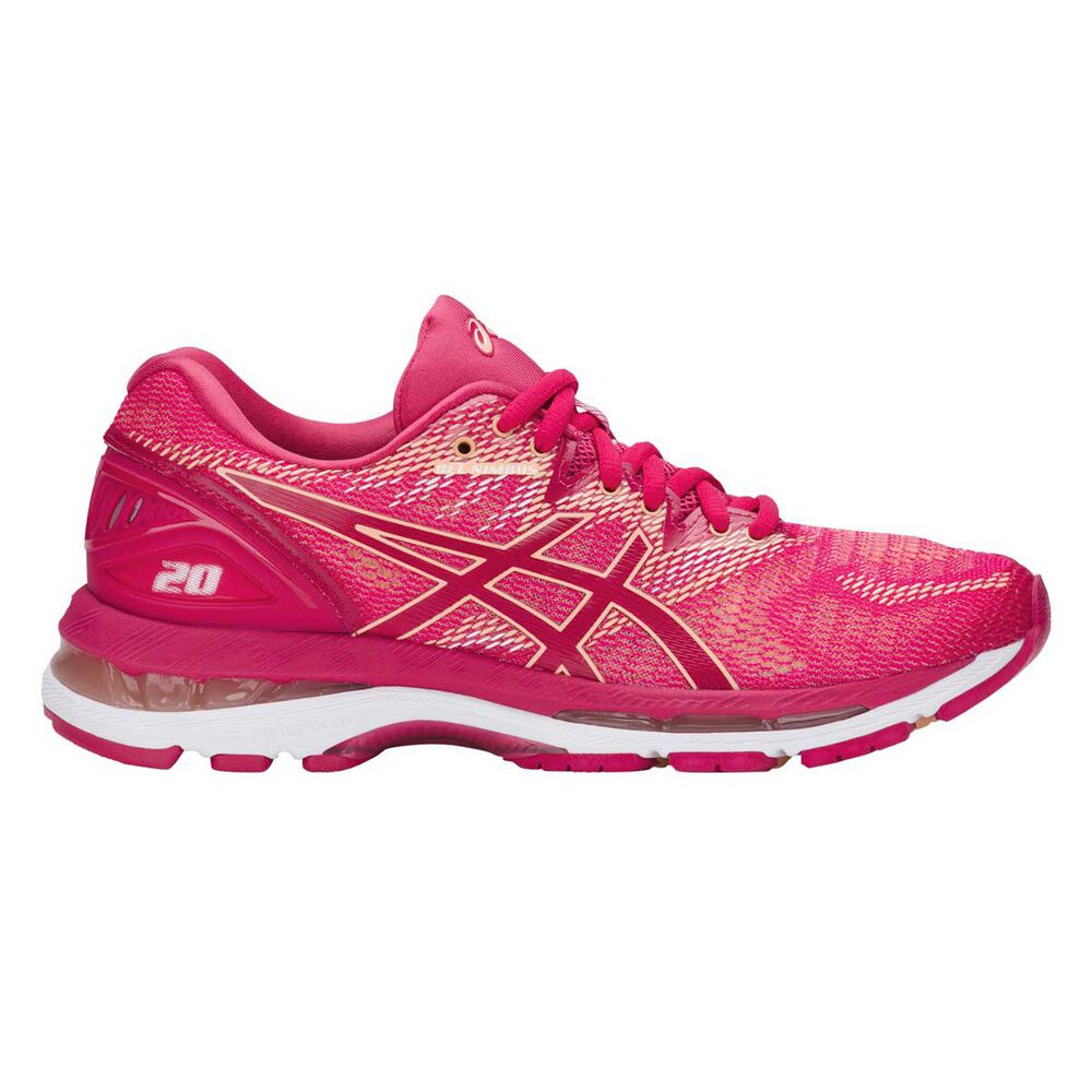 Asics GEL Nimbus 20 Womens Running Shoes  bd43be8fad9a