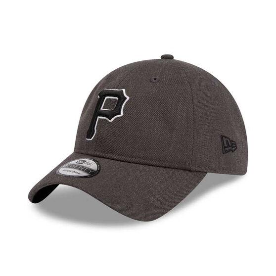 Pittsburgh Pirates New Era 9TWENTY Heather Grind Cap, , rebel_hi-res