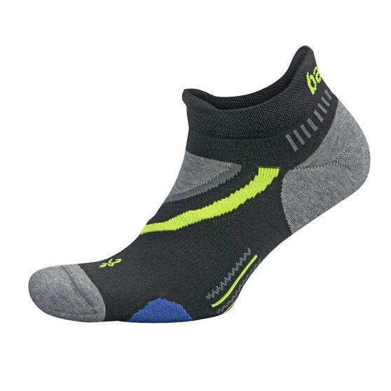 Balega UltraGlide No Show Socks, Black, rebel_hi-res