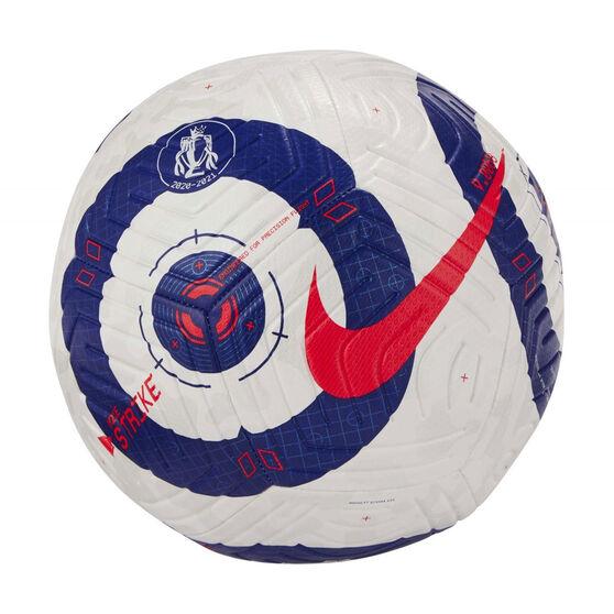 Nike Premier League Strike Soccer Ball, Multi, rebel_hi-res
