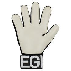 Nike Match Goalkeeper Gloves Black / White 6, Black / White, rebel_hi-res