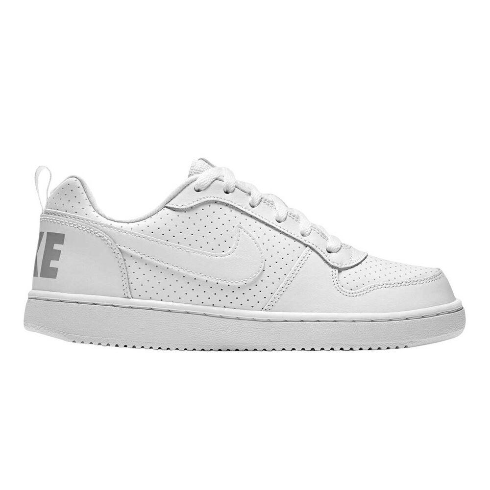 pretty nice 4c89f 89fa8 Nike Court Borough Low Boys Shoes White US 5, White, rebelhi-res
