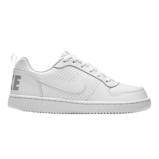 huge selection of c8d30 9dbdc Nike Court Borough Low Boys Shoes White US 4, White, rebelhi-res