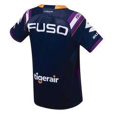 Melbourne Storm 2019 Kids Home Jersey Purple 8, Purple, rebel_hi-res