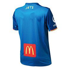 Viva Men's Newcaslte Jets Home Jersey, , rebel_hi-res